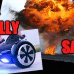 【発火事故も】ミニセグウェイは本当に安全?安全性でおすすめのものは?